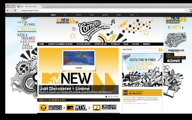 Limone MTV
