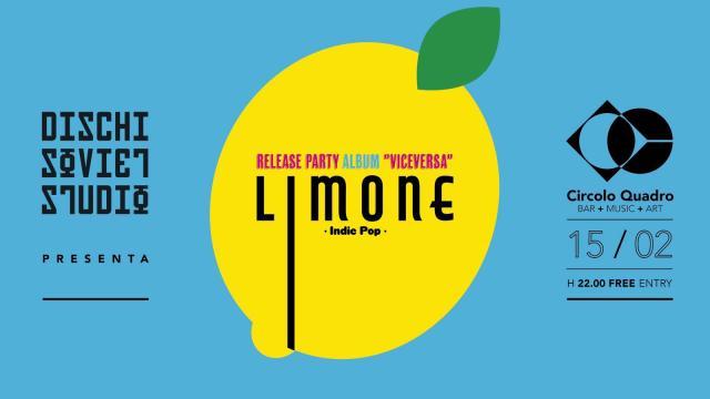 Limone @ Circolo Quadro